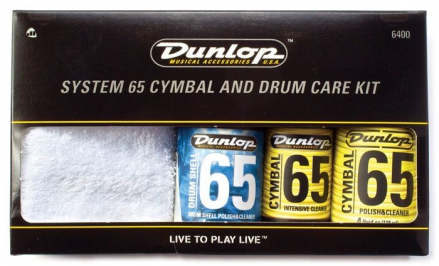 6400 Cymbal & Drum Care Kit