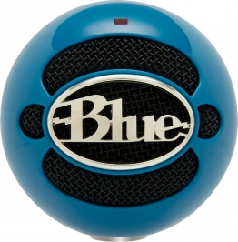 Snowball ELECTRIC BLUE
