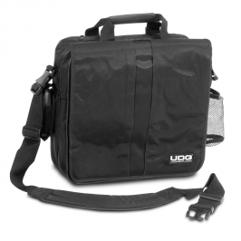 Ultimate CourierBag DeLuxe Black/Orange inside