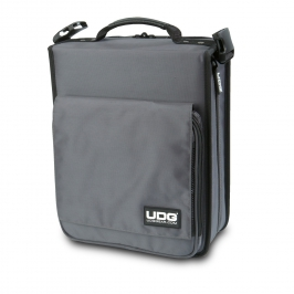 Ultimate SlingBag Steel Grey, Orange inside
