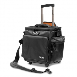 Ultimate SlingBag Trolley DeLuxe Black/Orange