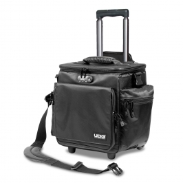 Ultimate SlingBag Trolley DeLuxe Steel Grey/Orange