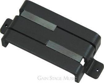 Alumitone Humbucker Black Anodized