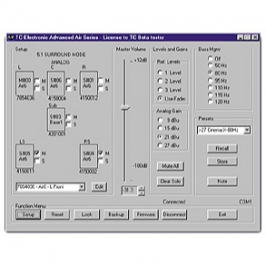 Advanced Installers PC Interface