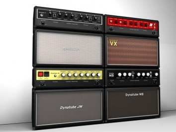 Dynatube Guitar Amplifier Bundle Package