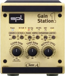 Gain Station 1 with AD