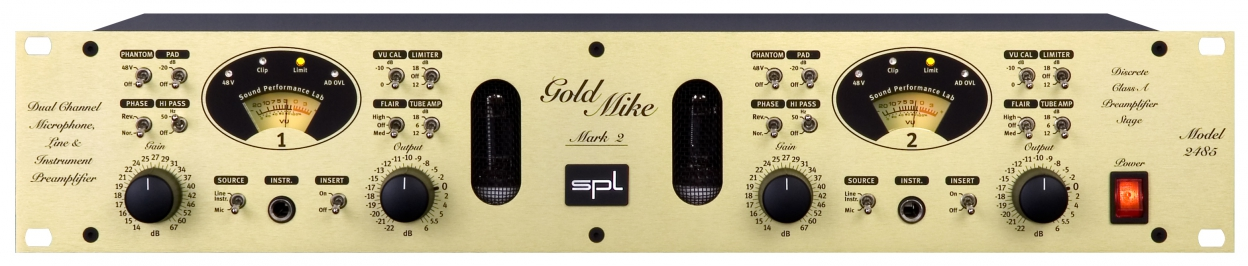 Gold Mike MК 2