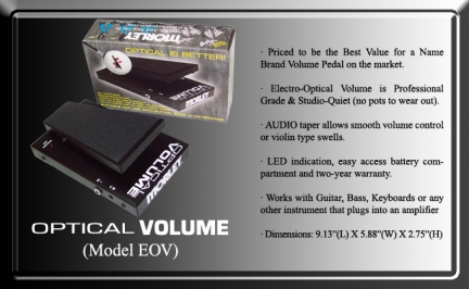 EOV Optical Volume