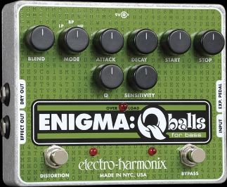 Enigma Q Balls For Bass