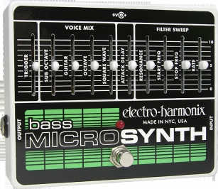 BASS MICROSYNTHESIZER