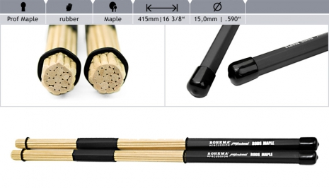 Rods Professional Maple