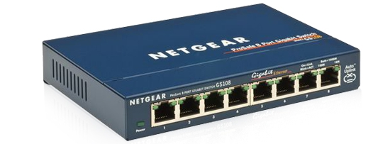 Switch Netgear JGS516