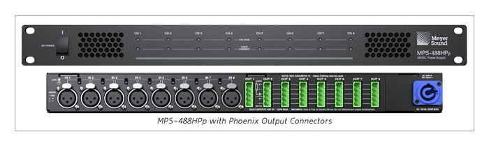 MPS - 488HP RMS
