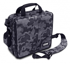 Ultimate CourierBag DeLuxe Digital Camo Grey