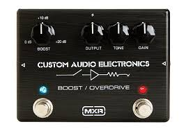 MC402 MXR Boost/Overdrive